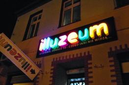 Łeba Atrakcja Galeria Illuzeum