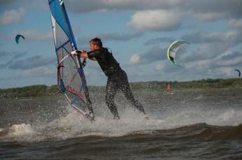 Łeba Atrakcja Windsurfing Habenda