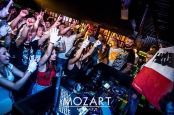 Łeba Atrakcja Klub Mozart