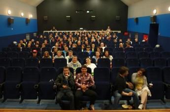Łeba Atrakcja Kino Rybak