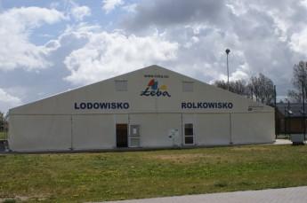 Łeba Atrakcja Rolkowisko w Łebie