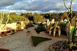 Łeba Atrakcja Park rozrywki Park Dinozaurów Łeba Park