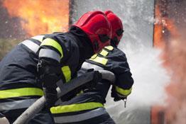 Łeba Informacja Straż pożarna w Łebie