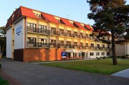 Łeba Nocleg Hotel Wodnik