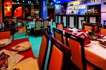 Łeba Restauracja Restauracja Spinaker