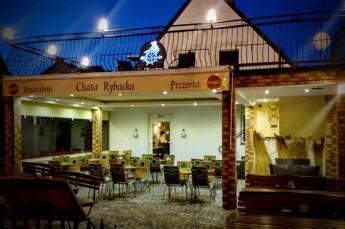 Łeba Restauracja Smażalnia ryb Chata Rybacka