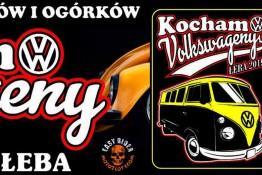 Łeba Wydarzenie Zlot samochodowy IV Zlot Miłośników Garbusów Bulików i Ogórków